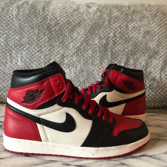bred toe 11